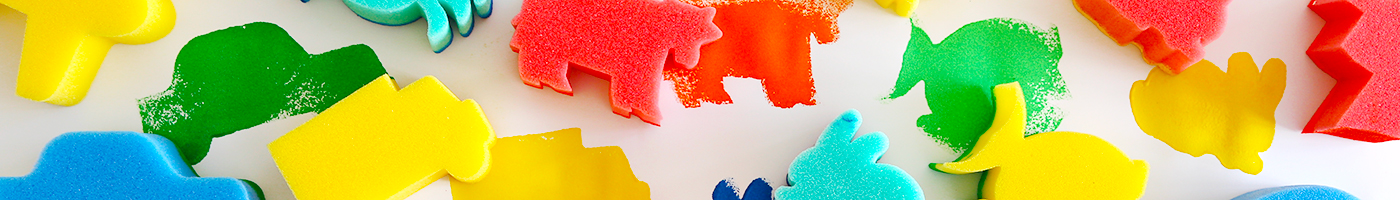 Spugne Per Pittura Decorativa Morocolor