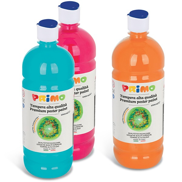 Ready-mix poster paint Bottle 1000 ml
