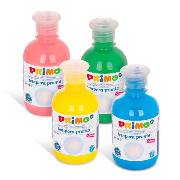 Tempera Junior Bottiglia 300 ml