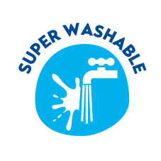Super washable