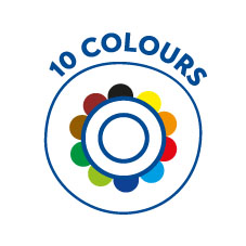 10 colours PEN